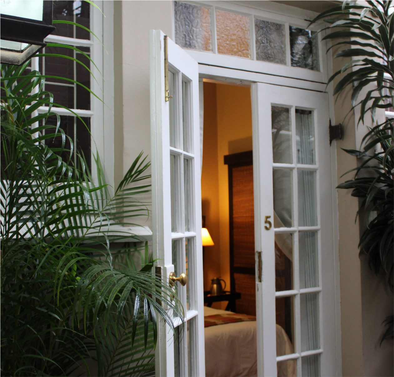Acorn B&B Outdoor Gym - Guesthouse Accommodation - Berea, Durban, South Africa