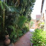Acorn B&B Entrance - Guesthouse Accommodation - Berea, Durban, South Africa