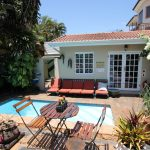 Acorn B&B Pool Area - Guesthouse Accommodation - Berea, Durban, South Africa