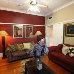 Acorn B&B Accommodation Lounge Area - Guesthouse Accommodation - Berea, Durban, South Africa