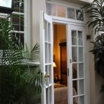 Acorn B&B Accommodation Entrance - Guesthouse Accommodation - Berea, Durban, South Africa