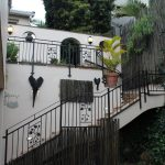 Acorn B&B Parking and Accommodation Entrance - Guesthouse Accommodation - Berea, Durban, South Africa
